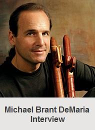 Michael Brant DeMaria Interview