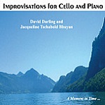Improvisations for Cello and Piano by David Darling
