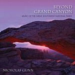 Beyond Grand Canyon by Nicholas Gunn