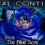The Blue Rose by Al Conti