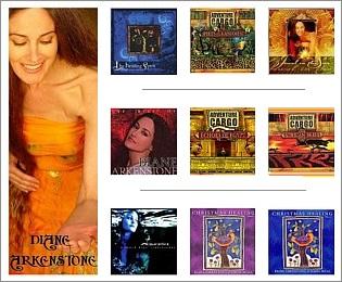 D. Arkenstone Albums