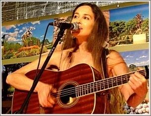 Diane Arkenstone Concert