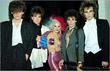 Missing Persons Band