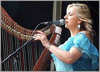 Moya Brennan Harpist