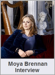 Moya Brennan Interview