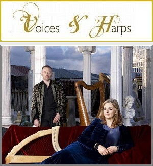 Voices & Harps Concert