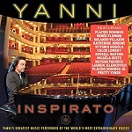 New Yanni Album titled Inspirato