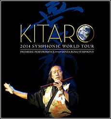 Kitaro World Concert Tour 2014