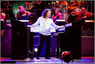 Yanni World Concert Tour 2014