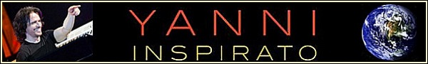 Promotion Banner for Yanni