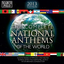 Complete National Anthems of the World by the Slovak State Philharmonic Orchestra Kosice