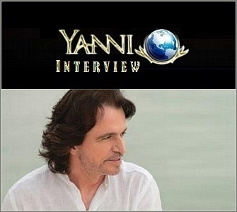 Newest Yanni Interview 2014