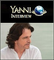 New Interview Yanni 2014