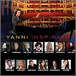 Yanni's Inspirato Album Vocalists