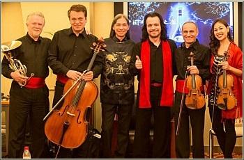 Yanni's Orchestra Members