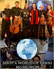 Yanni Concert Dates 2015